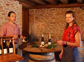 Vin du domaine Céline & Laurent Tripoz